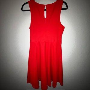 Express Dresses - Ultra cute Red Dress